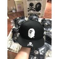 預購  Mastermind x A Bathing Ape New Era 帽