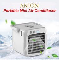 [คุณภาพดี] เครื่องปรับอากาศพกพาขนาดเล็กAnion Portable Aircon Personal Mini Air Cooler Usbพัดลมขนาดเล็ก