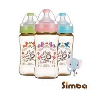 小獅王辛巴 桃樂絲PPSU寬口葫蘆大奶瓶360ml