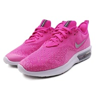 【NIKE 耐吉】Air Max Sequent 4 女款慢跑鞋 運動鞋 氣墊鞋 輕量緩震 路跑鞋 訓練鞋@(4486601)