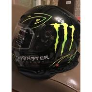 鬼爪 Monster 可樂帽 T112 賽車安全帽/摩托車安全帽/安全帽