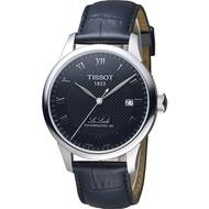 TISSOT Le Locle 力洛克自動80小時動力儲存機械腕錶 T0064071605300