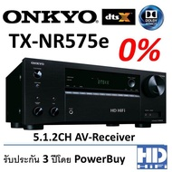 ONKYO 7.2 AV-Receiver model TX-NR575E Black