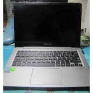 自售 Asus 華碩 UX410UQ  ZenBook i5-7200U 8GB  256G ssd 窄邊框  筆電