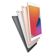 【WIFI+128G版】Apple 2020 iPad 8 10.2吋平板電腦