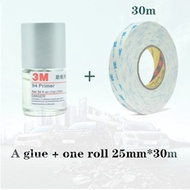 laday love 3M 10ML 94 adhesive Primer Adhesion promoter increase the adhesion Car Wrapping Applicati