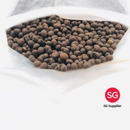 10L, 4.5L, 3L LECA Clay Balls For Hydroponics, Ball Size: 0.5cm - 1.0cm