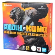 2021 The New Original S.H. MonsterArts Godzilla Vs. King Kong Movie Version Action Figure Collection Model Boy Toy Gifts