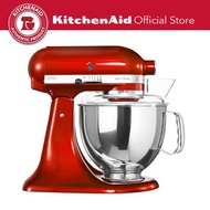KitchenAid - 5KSM150PSBCA - 4.8公升抬頭式廚師機 (珠光红)