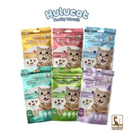 HULUCAT卡滋化毛潔牙餅60g (6種口味) 貓零食