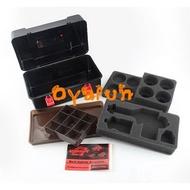 現貨 戰鬥陀螺爆旋陀螺收納盒 戰鬥陀螺 比賽專用 陀螺收納盒 陀螺黑色 保護盒 爆裂世代  工具箱 收納盒  比賽陀螺盒