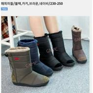 GNME 正韓皇冠雪靴 免運 皇冠雪靴 中筒雪靴 防潑水材質 雪靴  現貨+預購款