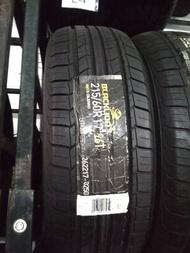 """NEW """"CAR"""" TYRE TAYAR BLACKLION 215/60R17"""