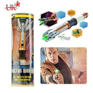 Doctor Who 12th Tennant Sonic Screwdriver Sound Lights (Limited Quantity Gift )