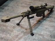 【我愛杰丹田】雪狼M82-A1 CQB 短管 電動狙擊槍Snow Wolf 沙色 SNOW-SW02SVP-DE