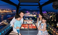 Cable Car Dining Singapore