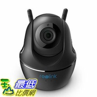 [7美國直購] 攝像機 REOLINK 4MP HD Pan/Tilt 2.4/5Ghz Dual Band WiFi Indoor Wireless Home Security Camera(C1 Pro)