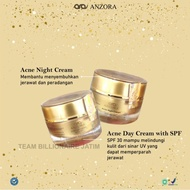 NIGHT CREAM GLOW ANZORA SKINCARE