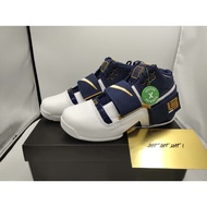 识货推荐 Nike LeBron Soldier 1 詹姆斯 LBJ 战士1代 AO2088-400