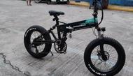 BRAND-NEW-Fiido-M1-Folding-eBike-20-Wheels-25Kmph-80km-Range-250w-36v