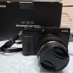 售 :Fujifilm XE3 行機連 15-45MM 鏡 (有保)