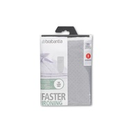 Brabantia Ironing Board Cover 124X38cm With Foam - Size B - Silicon