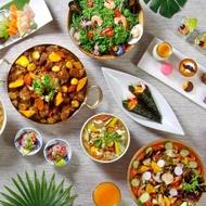 【電子票券】台北花園酒店六國餐廳自助式午餐或晚餐券(假日+200)
