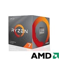 【超值組合】AMD Ryzen 7 3700X 3.6GHz八核心 中央處理器+MSI微星 X570-A PRO 主機板