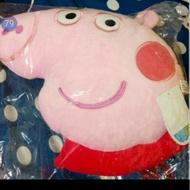 佩佩豬抱枕(內含小棉被)