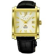 ORIENT SQUARE AUTOMATIC POWER RESERVE INDICATOR FFDAH002W