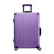 กรอบอลูมิเนียมกระเป๋าเดินทาง24นิ้วกระเป๋าเดินทางล้อสากลชาย28นิ้วนักเรียนรหัสผ่านกล่องรถเข็นหญิง