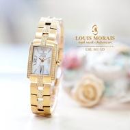 Louis Morais LML 801 GD นาฬิกาข้อมือ