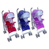 Mother's Love S500 全罩式可平躺傘車(藍色/紅色/粉紫色)