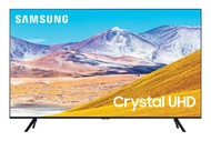 Samsung TU8000 Crystal UHD 4K UHD Smart TV with Alexa Built-in UN55TU8000FXZA 2020