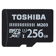 TOSHIBA Micro-SDXC R100MB (U1) 256GB 記憶卡(附轉卡)