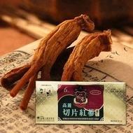 韓國六年根高麗切片紅蔘GOLD(泡蜜) 20gx10組/盒 // 養顏好氣色,送禮自用都很棒唷!