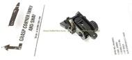 全新 美軍公發 機械備用 折疊照門 Matech BUIS M4 HK416 (WE/Viper/毒蛇/井勝/MK18)