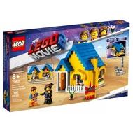 【ToyDreams】LEGO樂高 LEGO MOVIE 70831 艾密特的夢幻屋和救援火箭