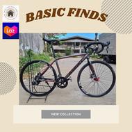 BASICs ASBIKE 700x23C Alloy Road Bike