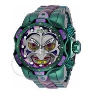 【換日線】INVICTA 30124 DC COMICS JOKER 小丑 52.5MM 鋼帶 石英 男錶