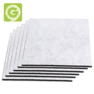 10Pcs/Lot Vacuum Cleaner HEPA Filter for Philips Electrolux