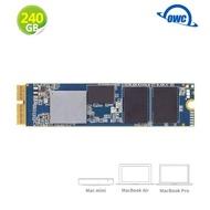 【OWC】Aura Pro X2 240GB NVMe SSD(Mac 升級套件)