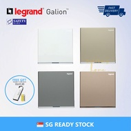 Legrand Galion Heater switch Universal socket socket with USB