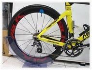 GIANT SLR輪組改Tripeak陶瓷培林6顆,GIANT全系列輪組都可以改,改完速度提升100%,又順暢又滑順又快