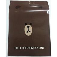 Line 熊大A4L型資料夾