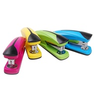JF Stapler Heavy Duty Desktop Stapler for Home Office Bookbinding Supplies Random Color
