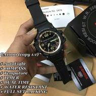 Men's Casio G-Shock Premium Mudmaster Compass