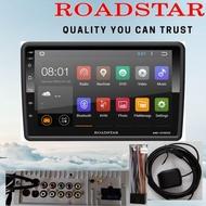 ROADSTAR รุ่น AND-1010DVD เครื่องเสียงติดรถยนต์2DIN จอภาพLCD 10.1นิ้ว FULL HD1080,RAM 2GB/ROM 16GB/ระบบ ANDROID V.8.0