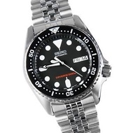Seiko Stainless Steel Automatic 200m Scuba Diver s Watch SKX013K2