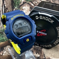 G-SHOCK DW 6900 💙💛 2 TONE BLUE&YELLOW